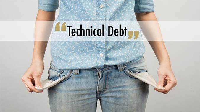 """Technical Debt"""